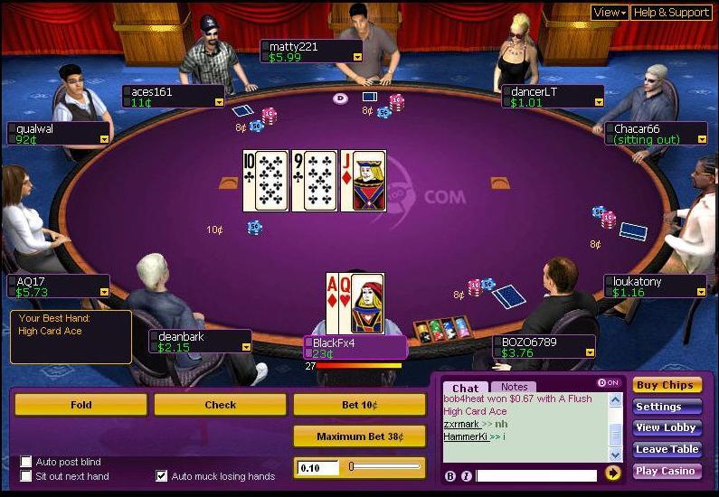 online-poker-room